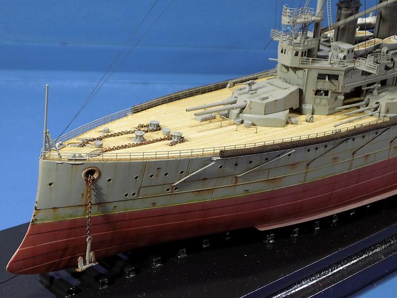 HMS Lord Nelson 1906 (Hobby Boss 1/350°) de horos Dscn1063