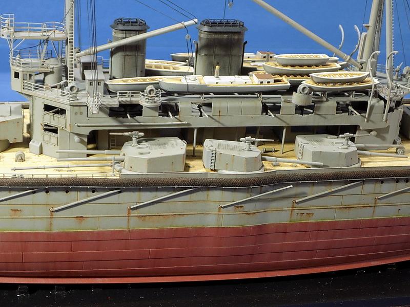 HMS Lord Nelson 1906 (Hobby Boss 1/350°) de horos Dscn1064