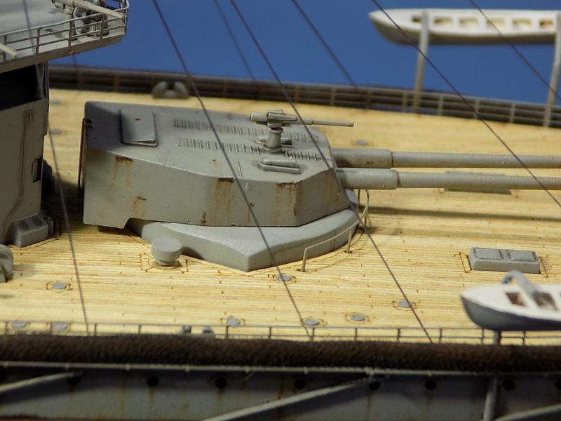 HMS Lord Nelson 1906 (Hobby Boss 1/350°) de horos Dscn1067