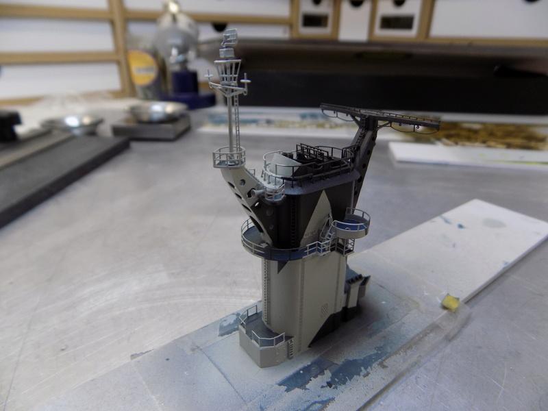 USS Alaska CB-1 de Hobby Boss 1/350ème - Page 6 Dscn1178
