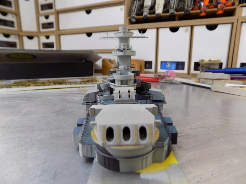 USS Alaska CB-1 de Hobby Boss 1/350ème - Page 6 Dscn1212