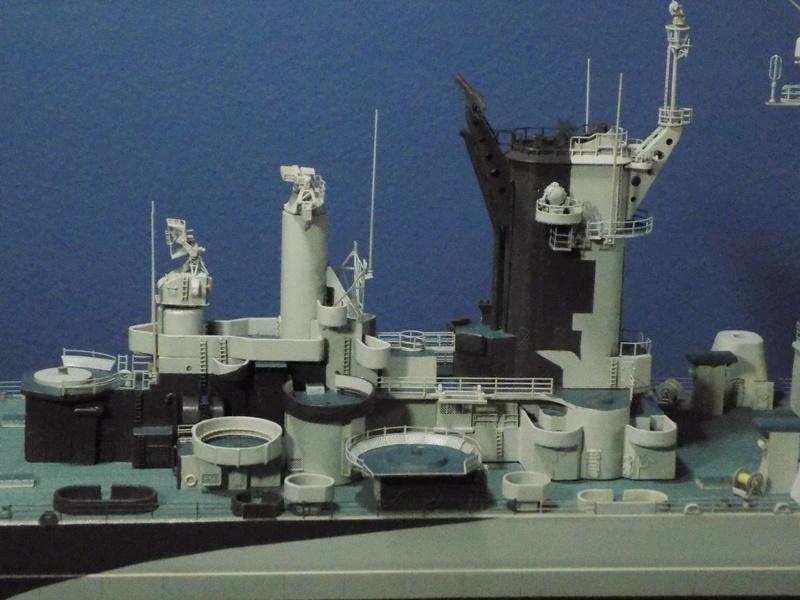 USS Alaska CB-1 de Hobby Boss 1/350ème - Page 8 Dscn1233