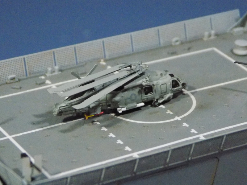 USS Fort Worth LCS-3 Trumpeter 1/350 Dscn1366