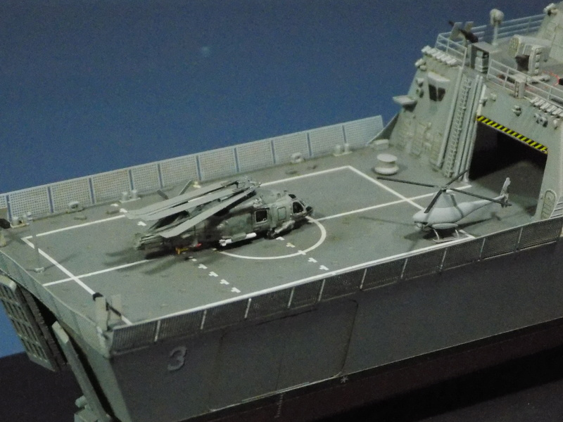 USS Fort Worth LCS-3 Trumpeter 1/350 Dscn1368