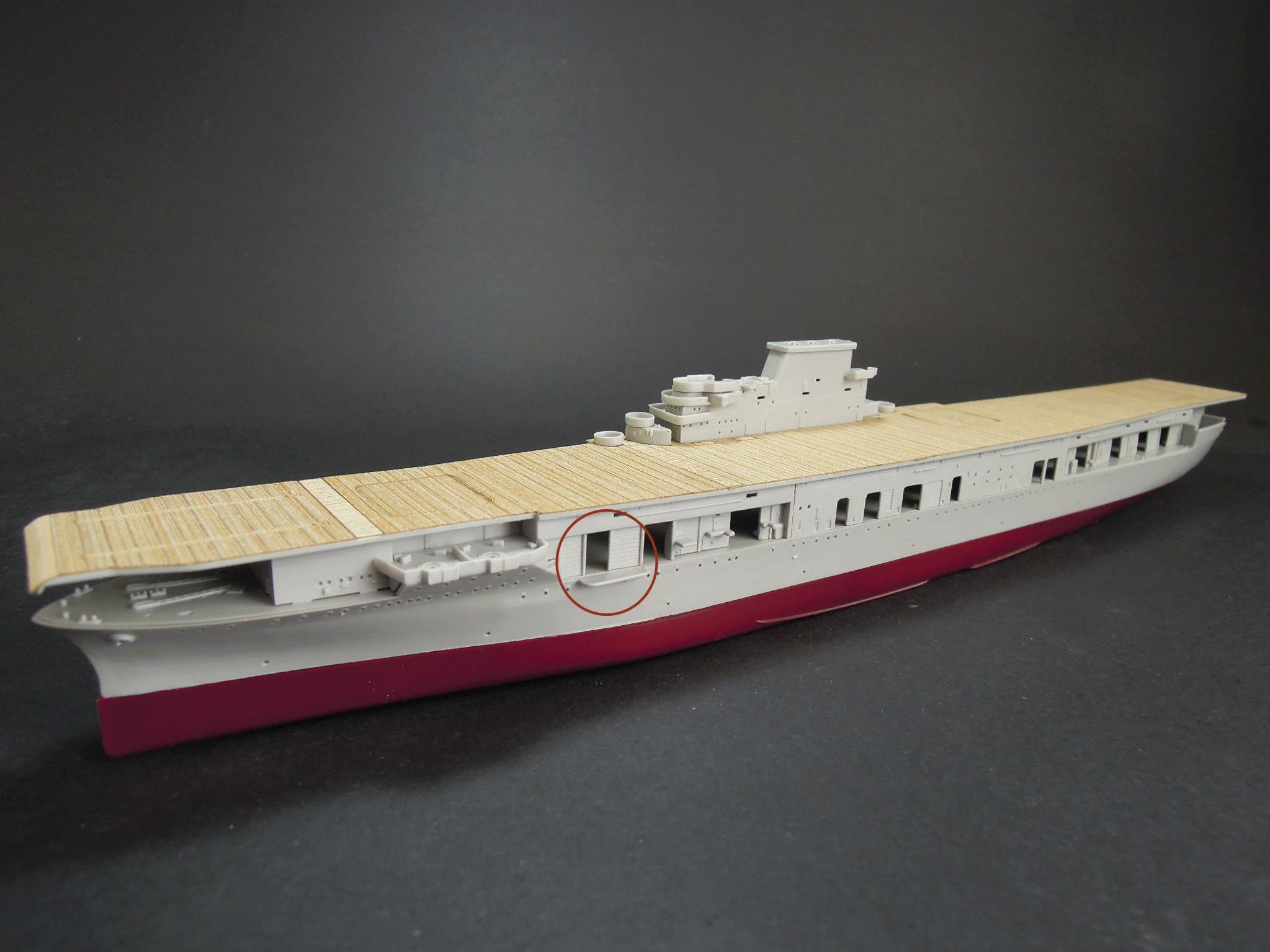 "USS HORNET CV-8 ""Raid on Tokyo"" 1/350 de Trumpeter - Page 4 F6c36510"