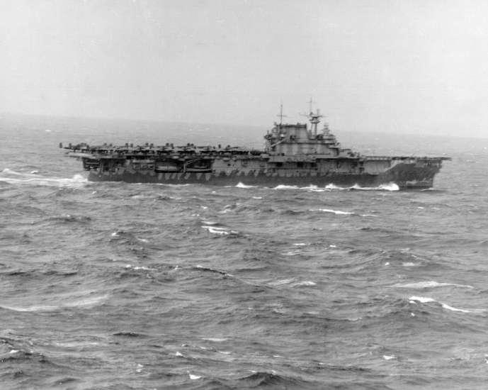 "USS HORNET CV-8 ""Raid on Tokyo"" 1/350 de Trumpeter Origin10"