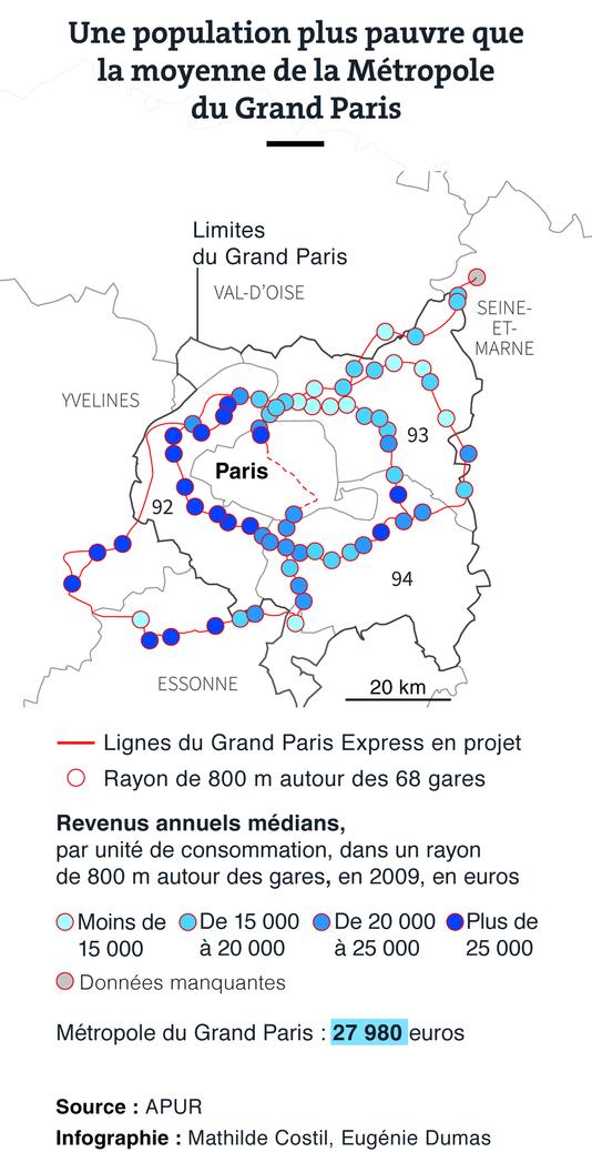 Nouveaux quartiers construits autour des stations de métro du Grand Paris 42943910