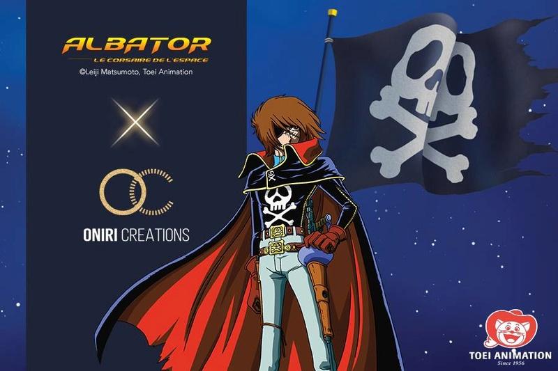 Oniri Créations : Licence Albator 24900210