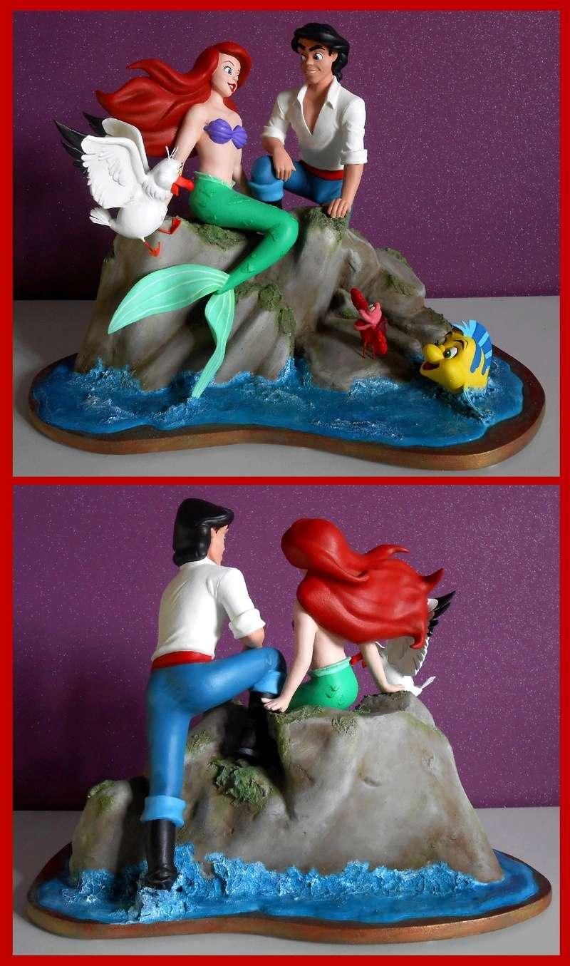 Sculpture de Diablo21 : Statues et bustes Arield15