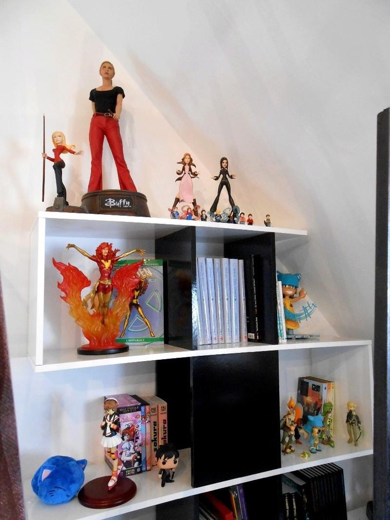 Collection de Diablo21 - Disney, Marvel, et autres ^^ Buffy10