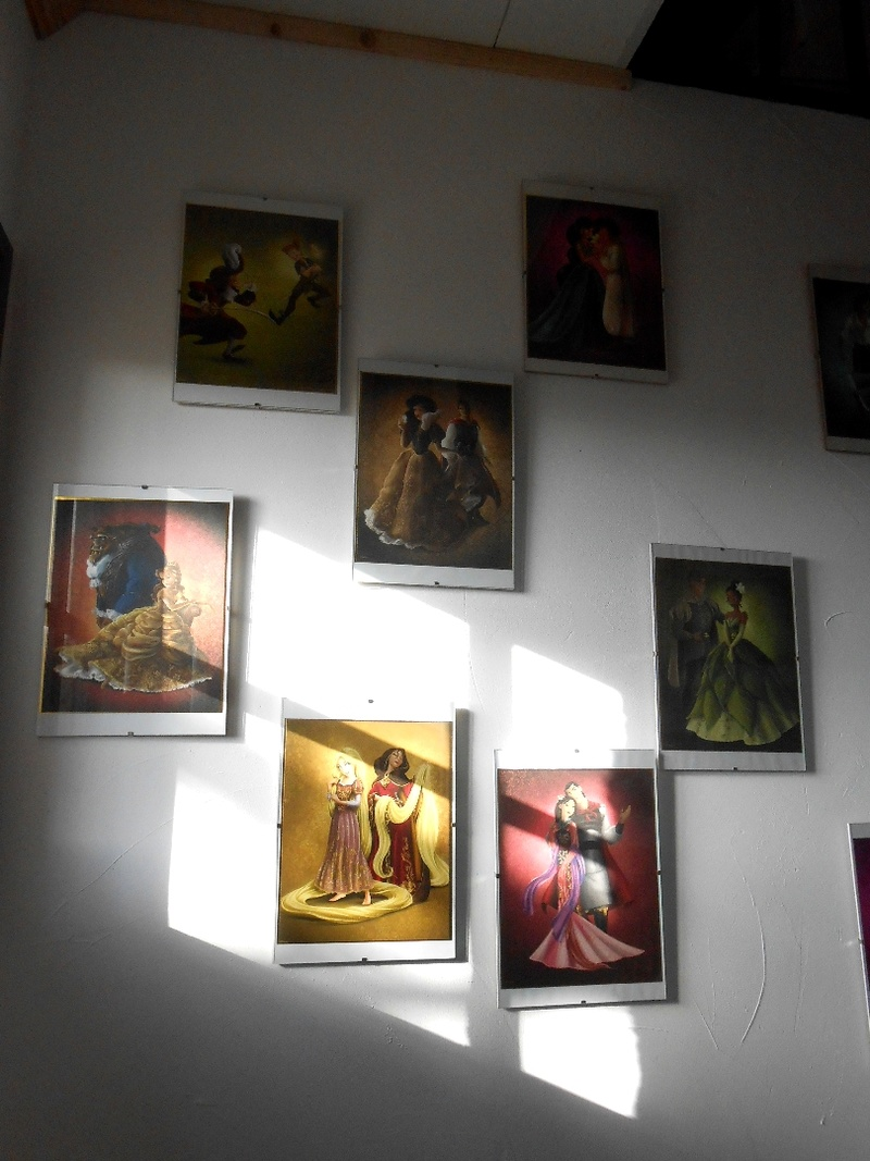 Collection de Diablo21 - Disney, Marvel, et autres ^^ Disney16