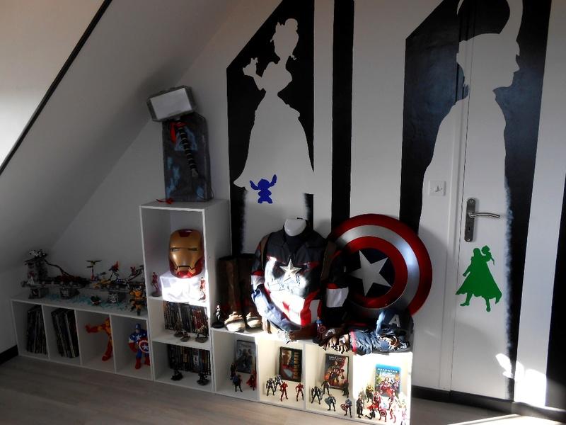 Collection de Diablo21 - Disney, Marvel, et autres ^^ Marvel11