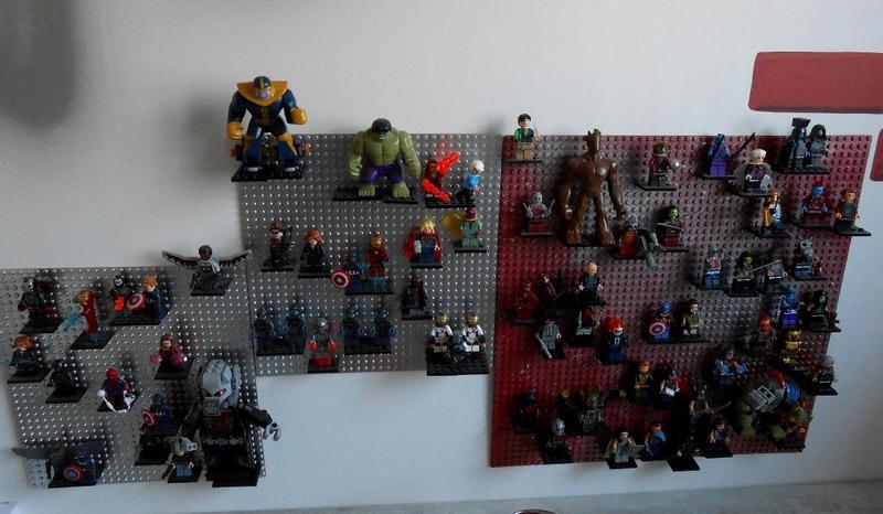 Collection de Diablo21 - Disney, Marvel, et autres ^^ Marvel16