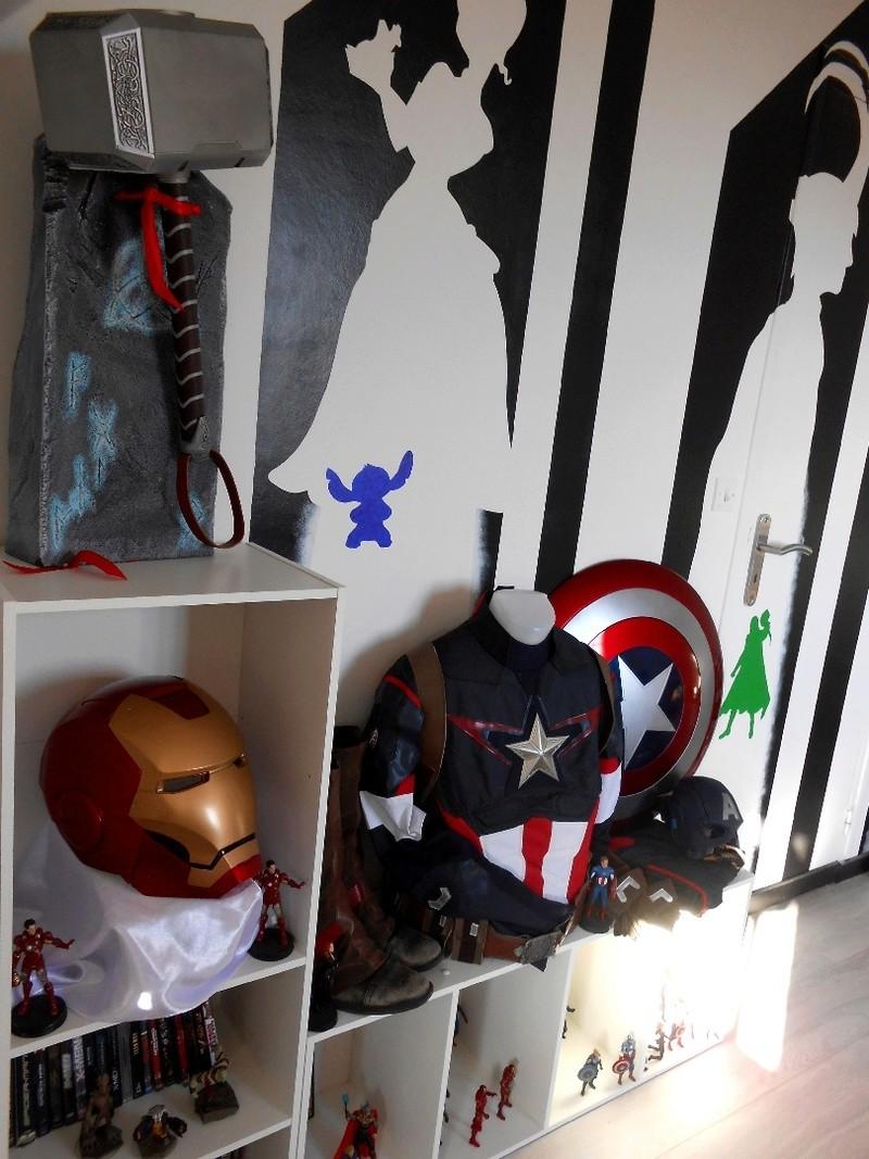 Collection de Diablo21 - Disney, Marvel, et autres ^^ Marvel17