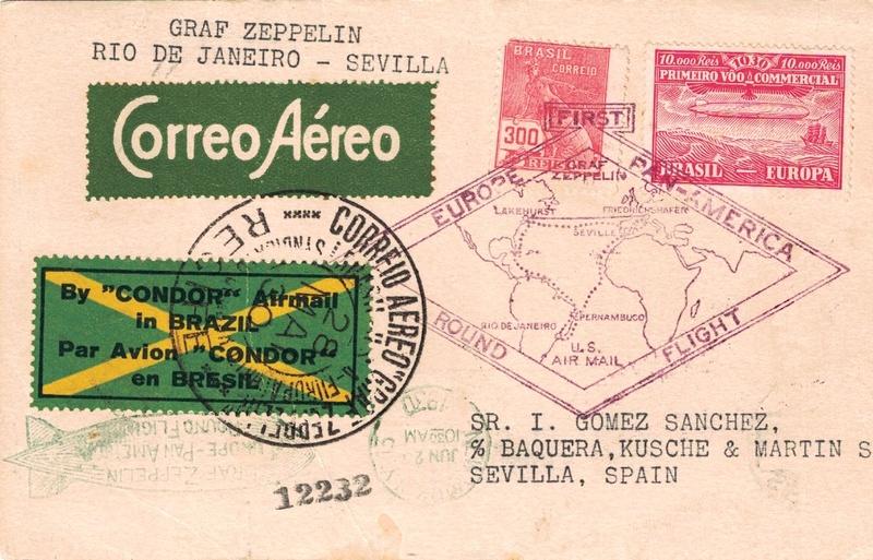 Südamerikafahrt 1930, Post nach Sevilla - Seite 3 Braili10