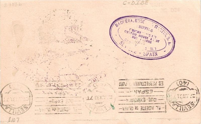 Südamerikafahrt 1930, Post nach Sevilla - Seite 3 Braili11
