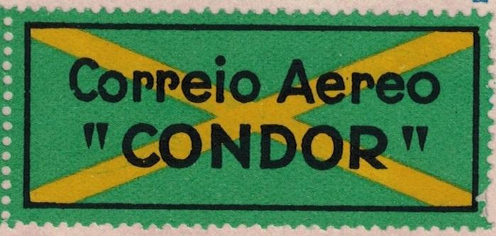 nach - Südamerikafahrt 1930, Post nach Lakehurst - Seite 4 Condor10