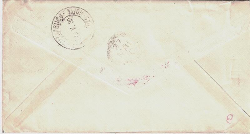 nach - Südamerikafahrt 1930, Post nach Pernambuco - Seite 3 Dowagi10