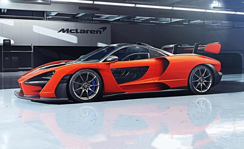 2018 - [McLaren] Senna 25007411