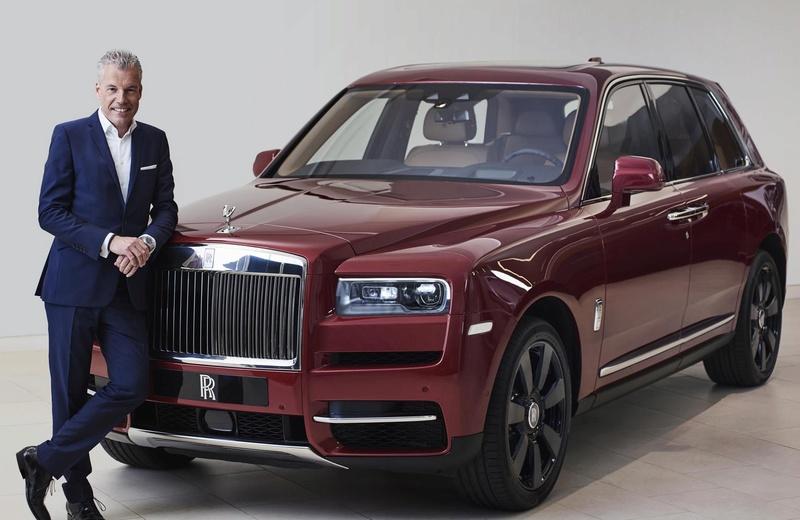 2017 - [Rolls-Royce] SUV Cullinan - Page 15 Rolls-13