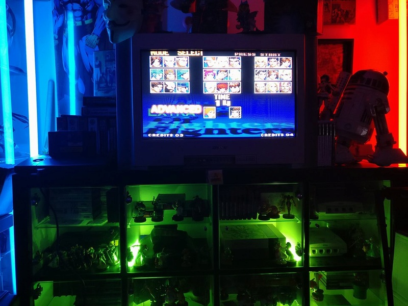 VOTRE COLLECTION OU GAMEROOM EN UNE SEULE PHOTO ! - Page 2 By_nig10