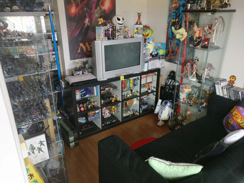 VOTRE COLLECTION OU GAMEROOM EN UNE SEULE PHOTO ! - Page 2 Mygr10