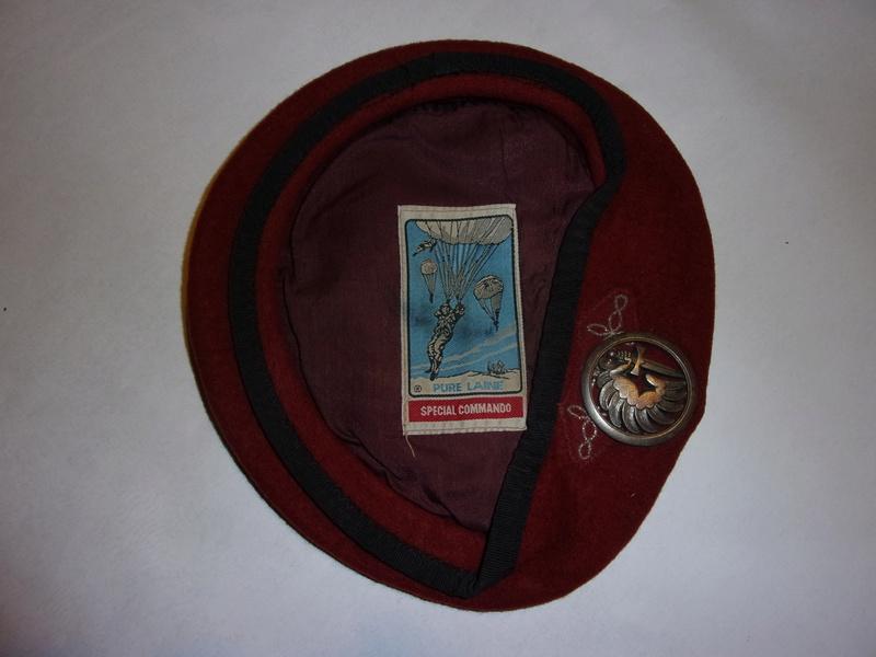1° regiment of paratrooper hussars berets 108_0725