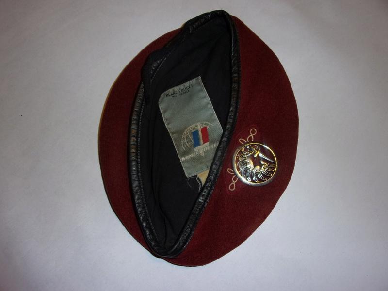 1° regiment of paratrooper hussars berets 108_0735