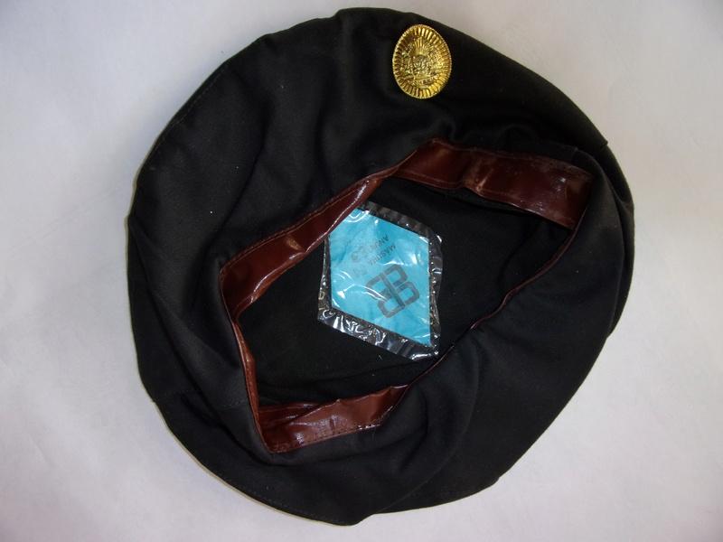 Romanian beret 108_1116