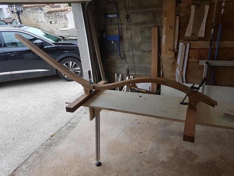 Projet Chaise longue / transat 20180413