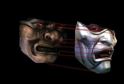 Sucker Punch, minigun samurai Masks11
