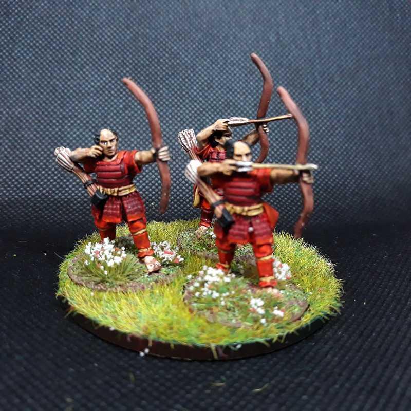 """Nos deux clans pour """" Test of honour """" Toh_1910"""