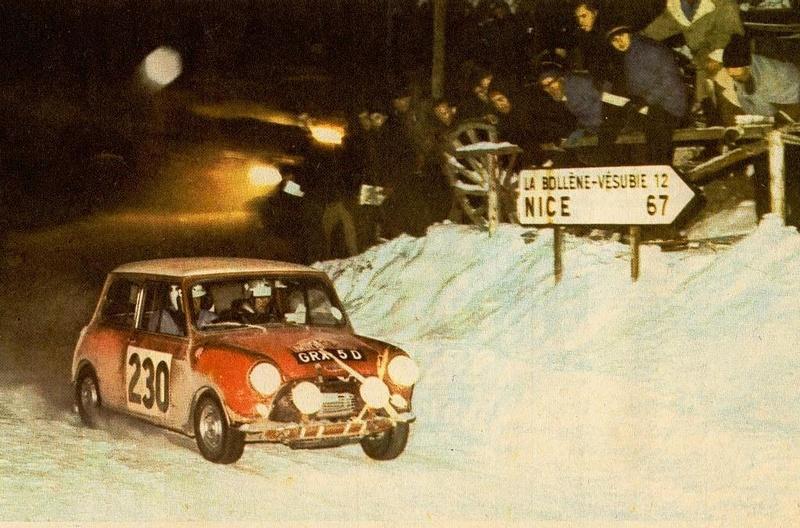 En attendant le Rallye Monte-Carlo Historique 2019 - Page 5 66_23010
