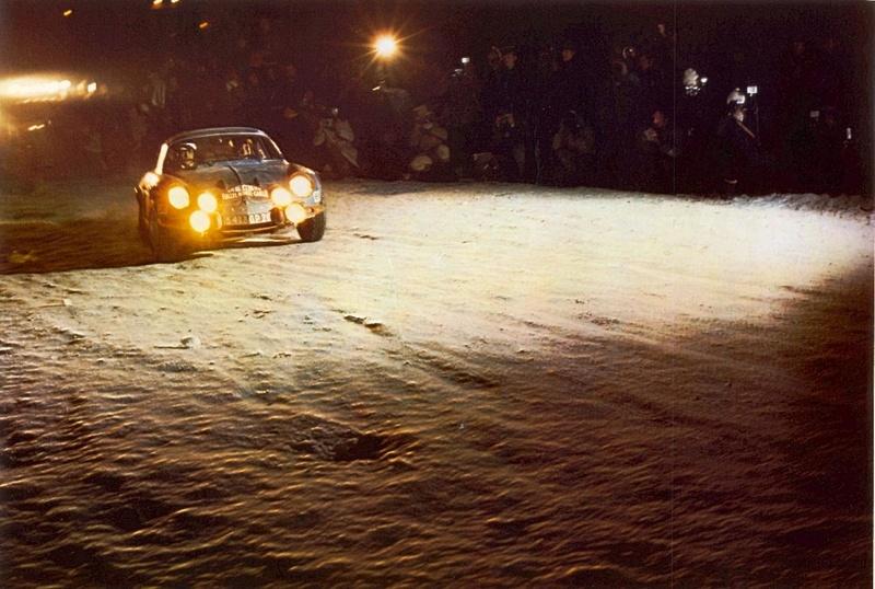 En attendant le Rallye Monte-Carlo Historique 2019 70_01810