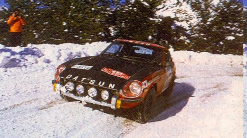 En attendant le Rallye Monte-Carlo Historique 2019 73_01710