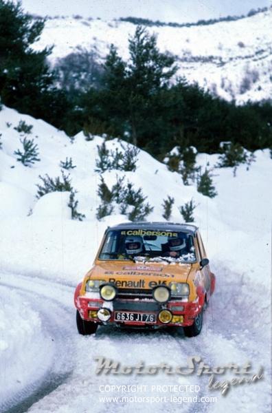 En attendant le Rallye Monte-Carlo Historique 2019 78_01210
