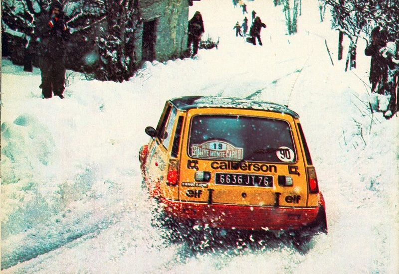 En attendant le Rallye Monte-Carlo Historique 2019 78_01910