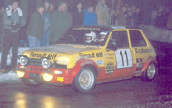 En attendant le Rallye Monte-Carlo Historique 2019 79_01110