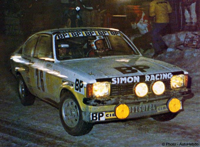 En attendant le Rallye Monte-Carlo Historique 2019 79_02610