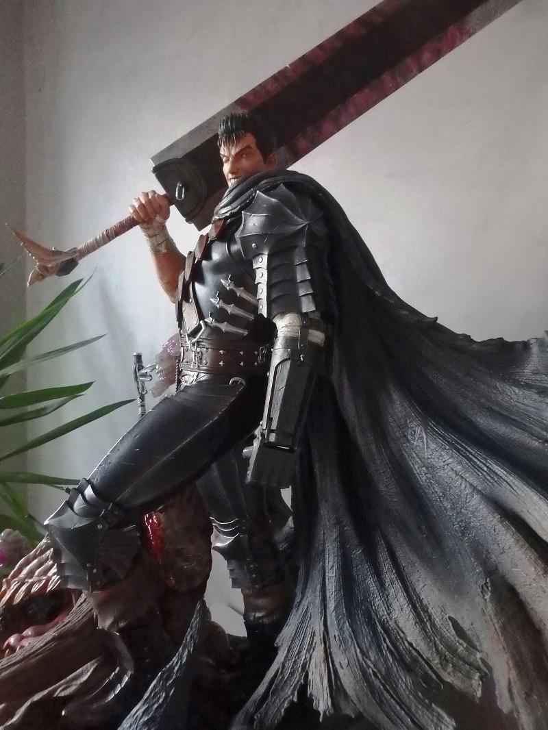 Berserk - Guts, The Black Swordsman 1/4 Statue   Berser13