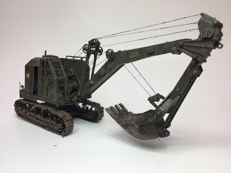 Dragon Wagon - Tamiya 1/35 - avec excavatrice scratch - Page 2 Img_6038