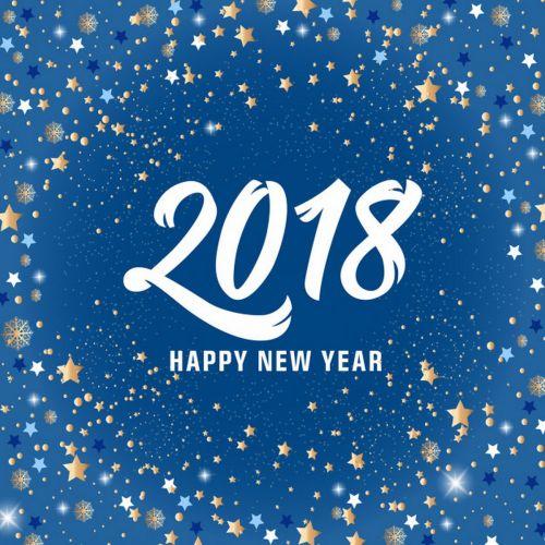 Nouvelle Année 2018: tous nos voeux de l'Association SauvCluni3G 0593f010
