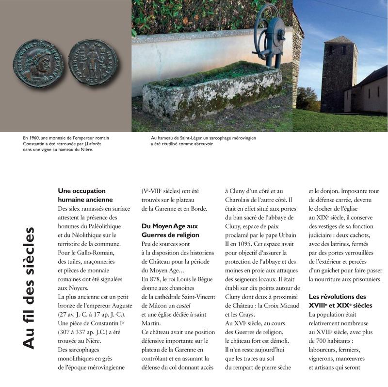 Laissez-vous conter ... le village de Château et bilan 2017 de Château Patrimoine 0610