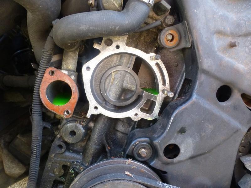 Pompe à eau moteur J8S 21_p1110