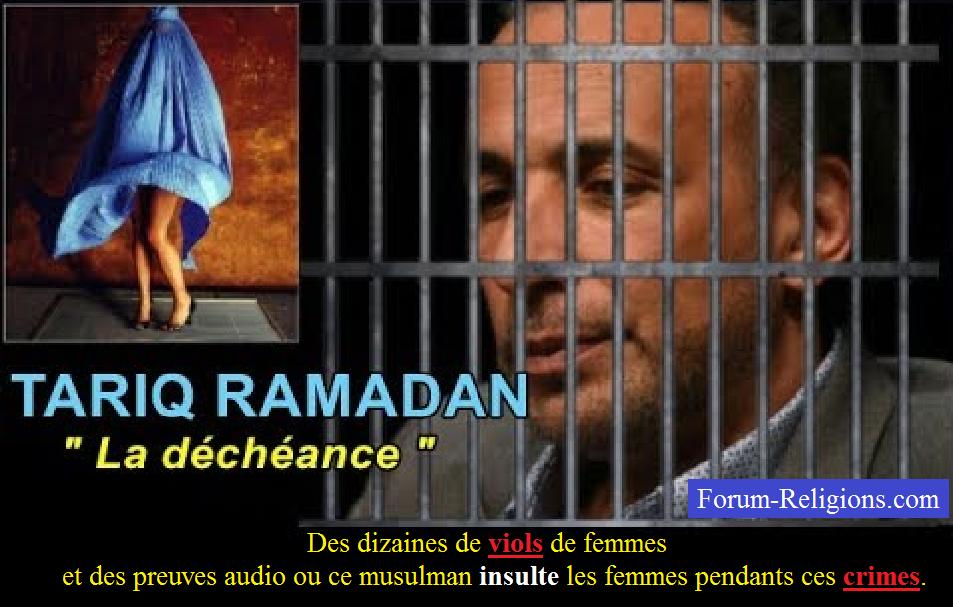Tariq Ramadan convoqué devant les juges pour des dizaines de viols Ramada10