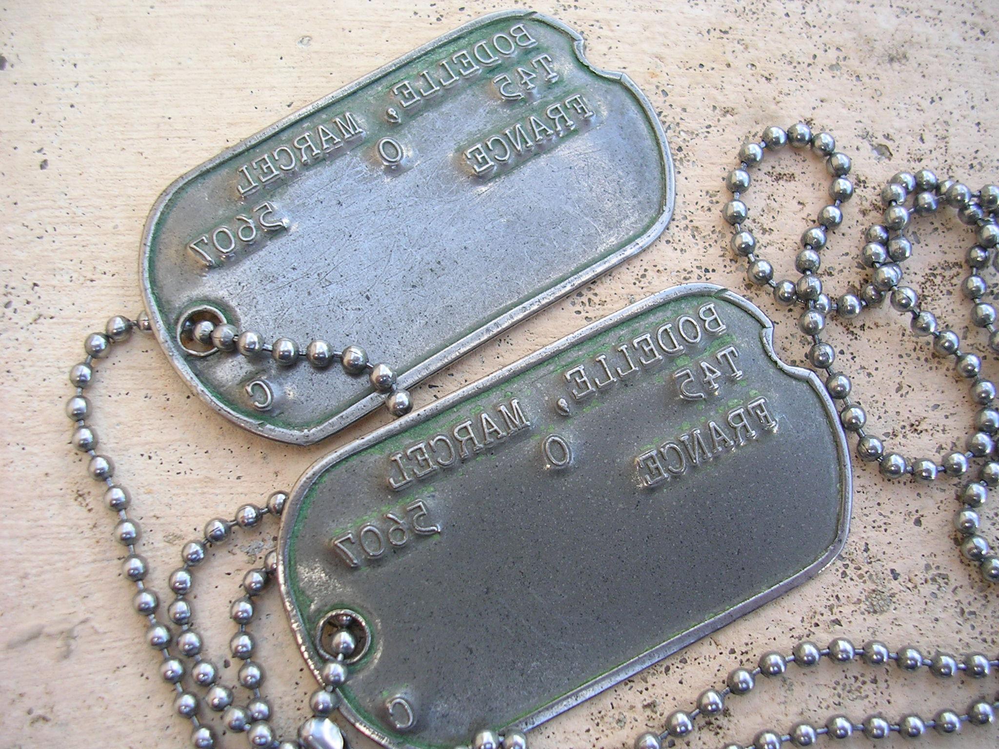 dog tag soldat français 1945 Dscn0020