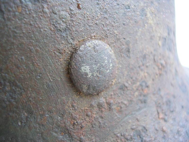 épave casque waffen de fouille Dscn7410
