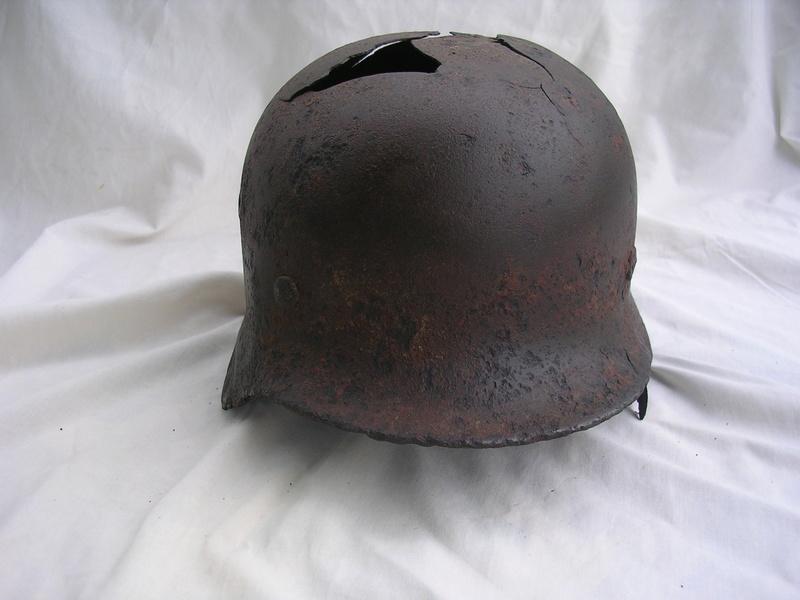 épave casque waffen de fouille Dscn7414