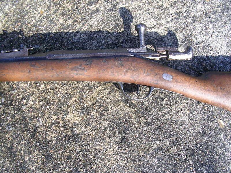 besoin estimation pour un fusil CHASSEPOT Dscn8560