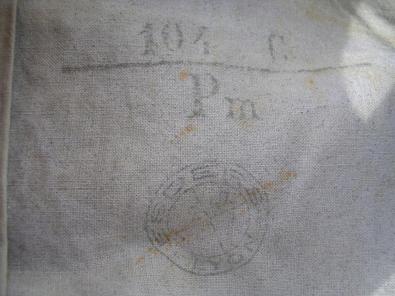 estimation capote m38 datée 1942 armée d'armistice Dscn8658